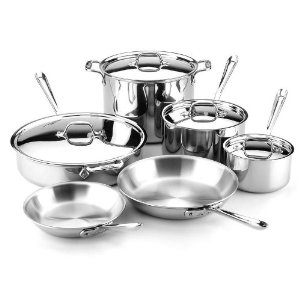 All-Clad Stainless Gourmet
