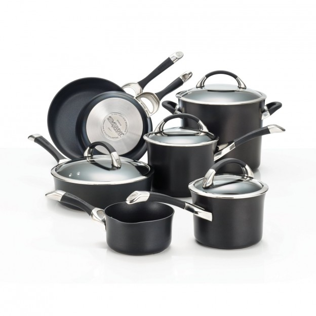 The Best Hard Anodized Cookware