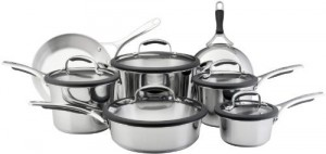 KitchenAid Gourmet Stainless Steel Set