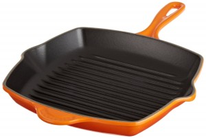 Le Creuset Round Skillet