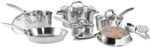 T-fal Ultimate Stainless Steel Copper Bottom
