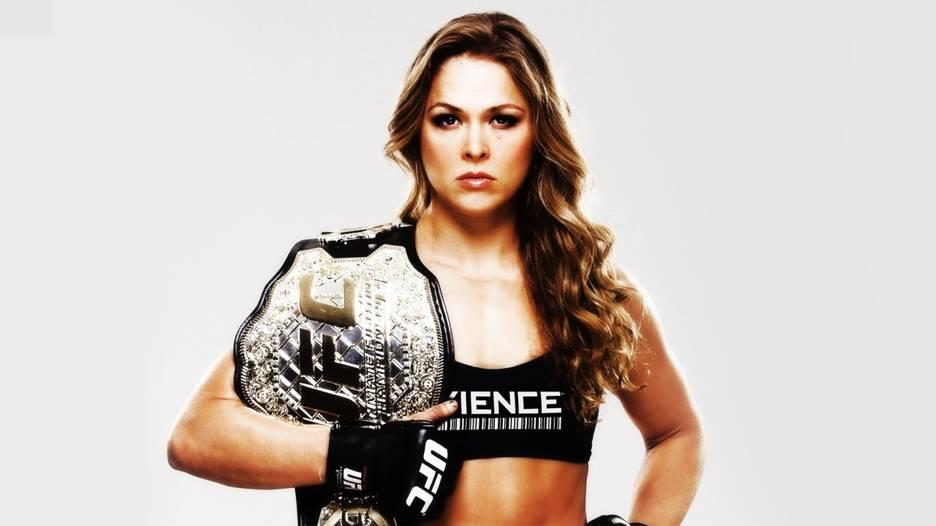 The Raunchy Ronda Rousey's Wardrobe Malfunction